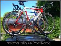 Thule Vs Yakima Finding The Best Bike Roof Racks