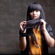 remove black hair dye