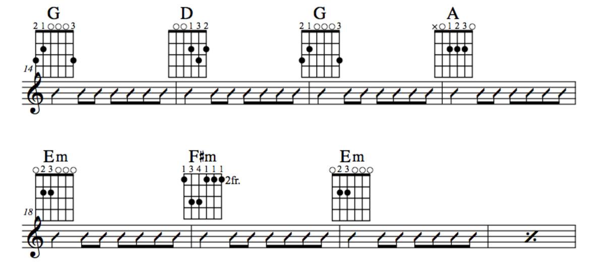 Easy Guitar Songs • Running On Faith (Eric Clapton