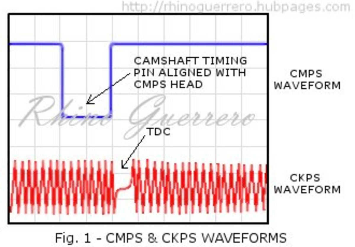 2000 Toyota Tundra Electrical Schematics Dtc P0340 Camshaft Position Sensor Circuit Malfunction
