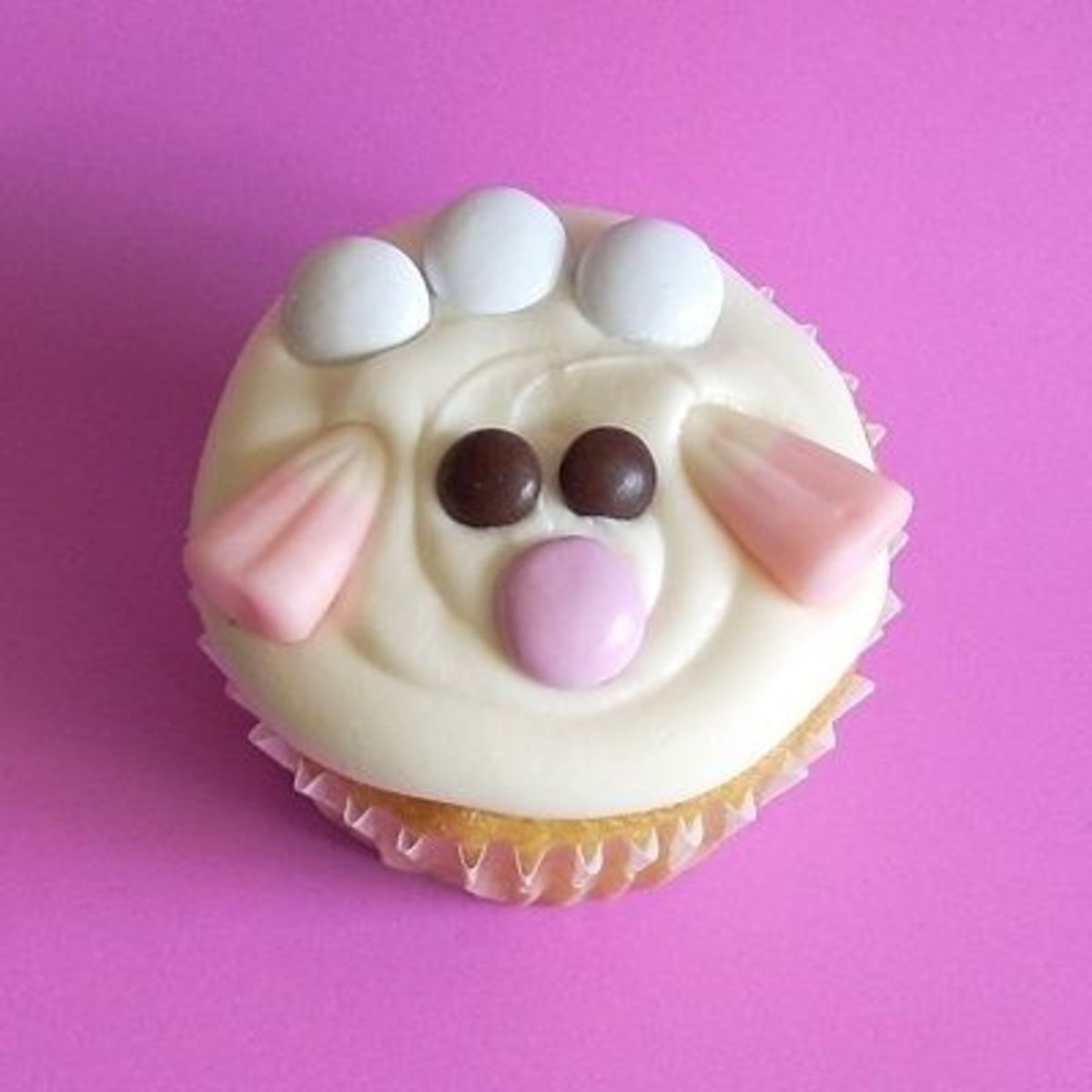 Easter Cupcakes And Treats With MampMs Hubpages