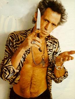 Keith Richards Inspiration