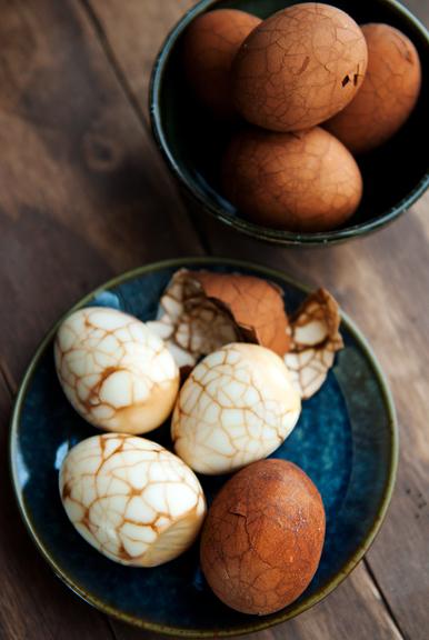 Recipe Eggs Tea