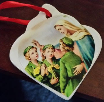 Girl Scout Christmas Ornaments