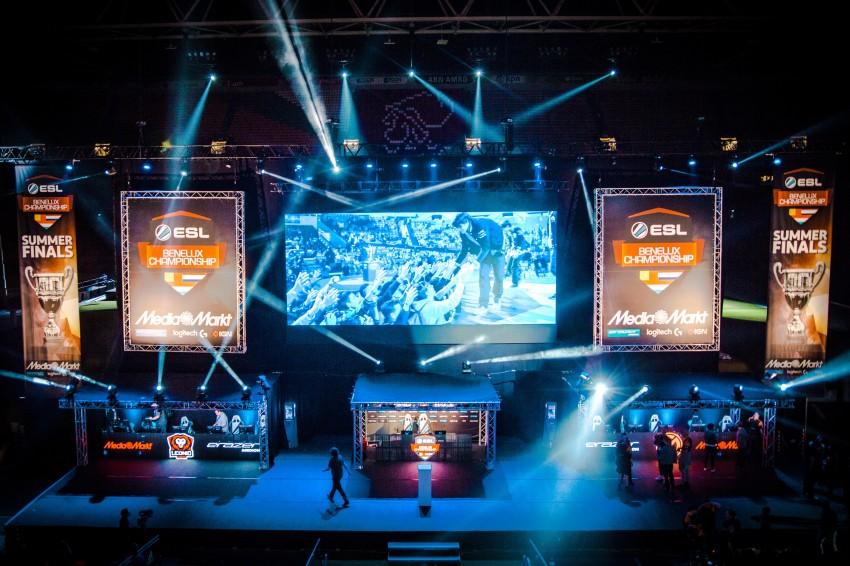 Stage ESL Benelux Championship
