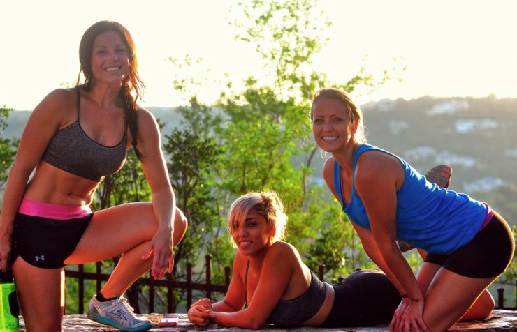 Fit Women Sweat Differently Compared To Unfit People And