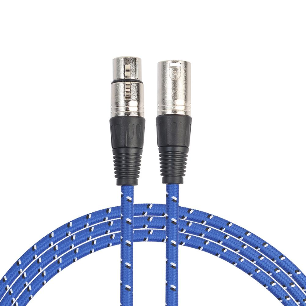 hight resolution of details about audio cannon cable 3 pin xlr male to female microphone studio connecting cable