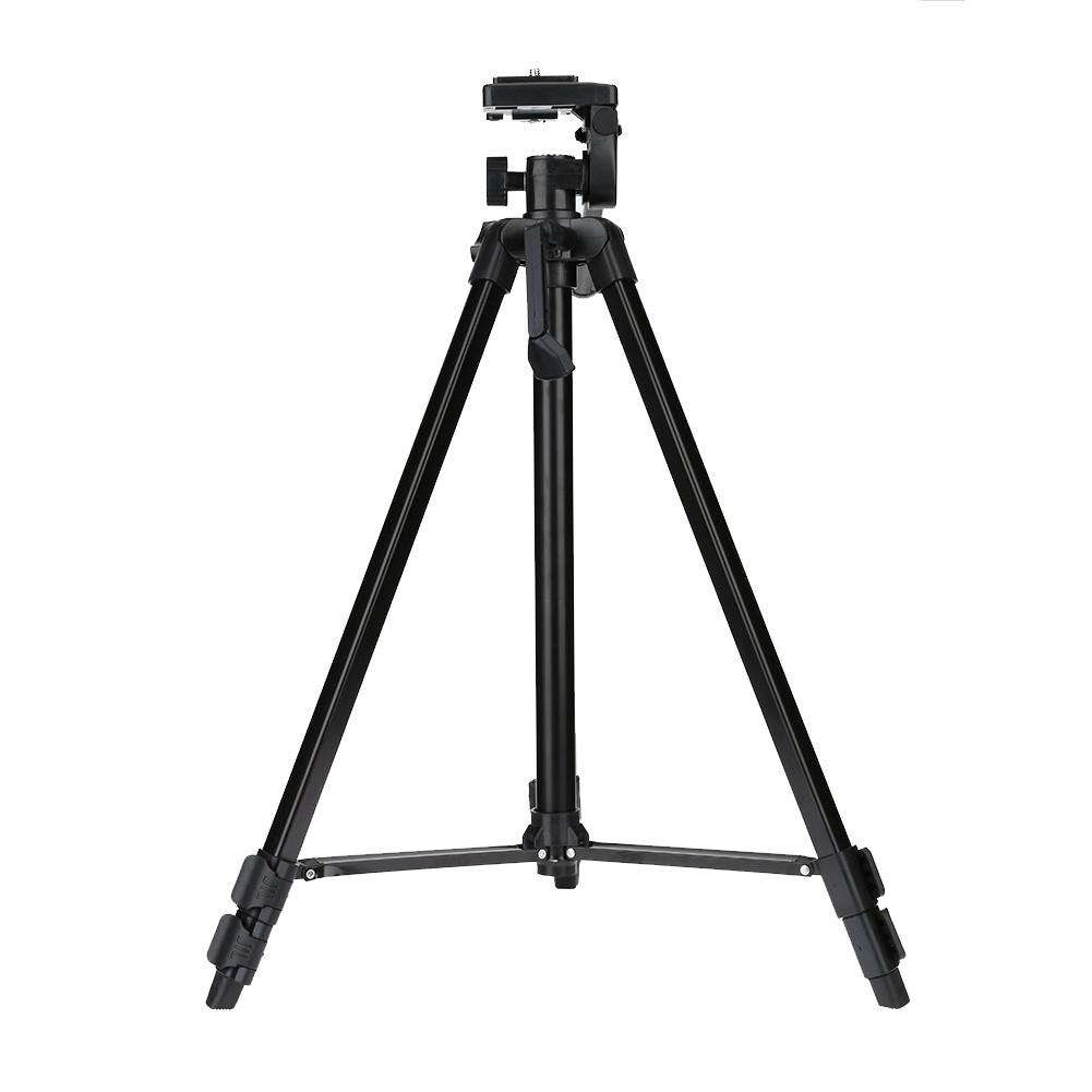 Portable Adjustable Tripod Holder Cell Phone Stand 360