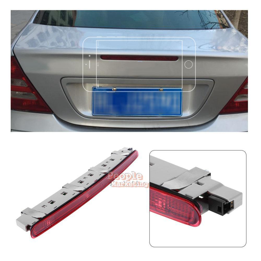 medium resolution of details about for benz w203 c180 c200 c230 c280 c240 c300 rear trunk led car stop brake light