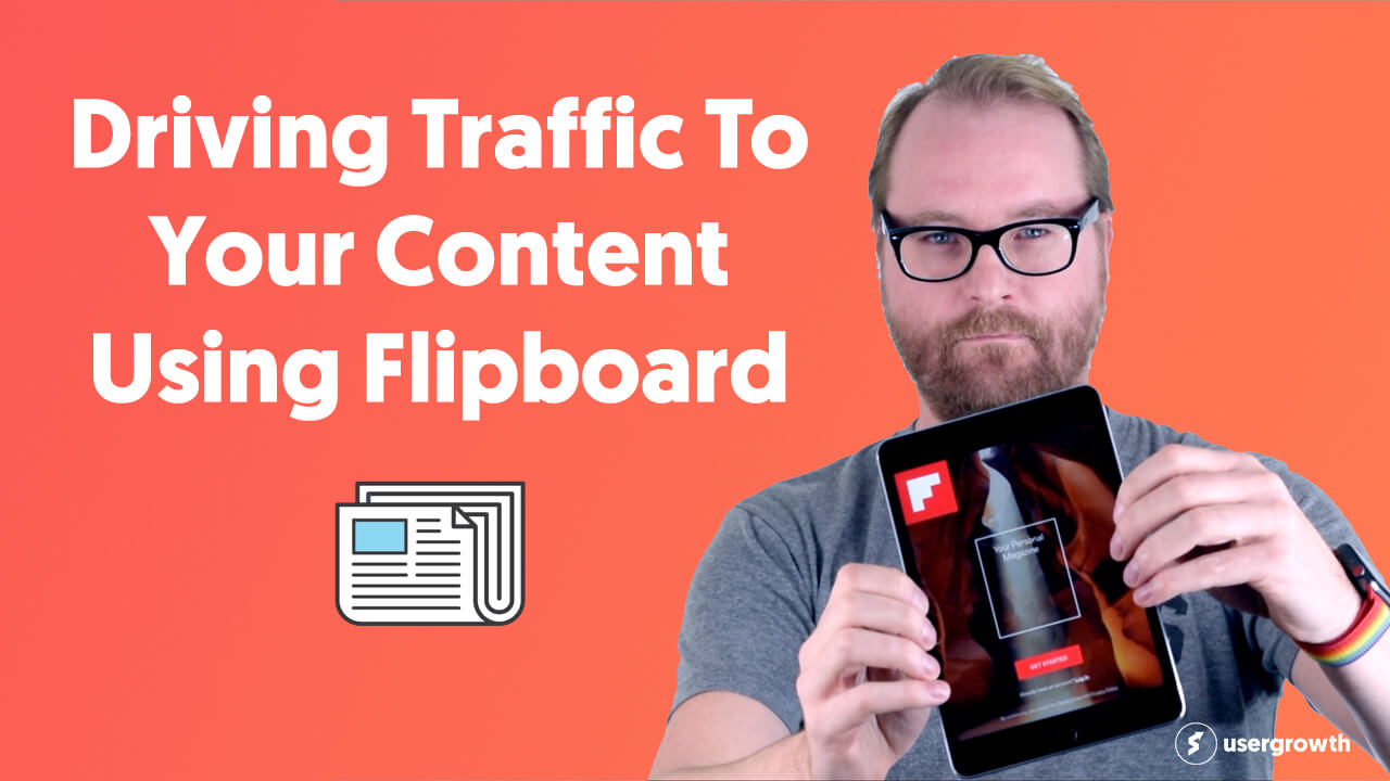 Driving Traffic To Your Content Using Flipboard