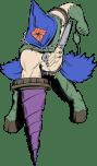 Blue Berserker