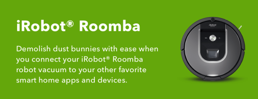 Do more with iRobot