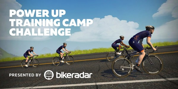 Power Up Training Camp Challenge