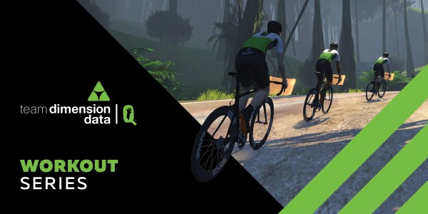 Team Dimension Data Group Workout Series