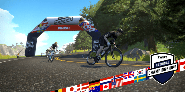 Zwift National Championships