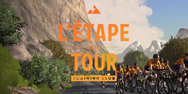 LEtape du Tour Training Club