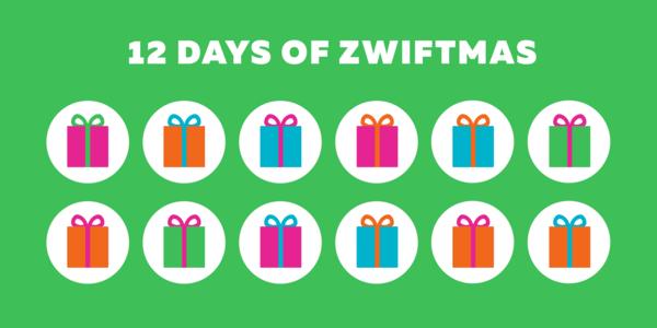 12 Days of Zwiftmas