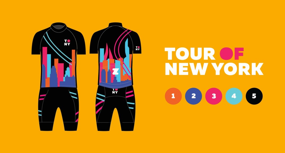 Tour of New York Kit