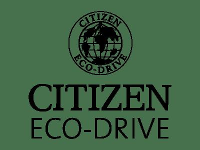 Mens Citizen Eco Drive BM7120-01E Titanium Case Golf Black