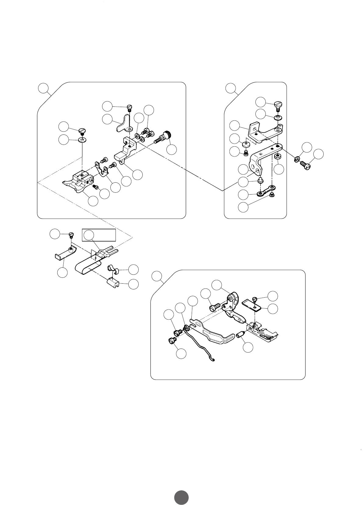 EXT EXT32 52 PARTS