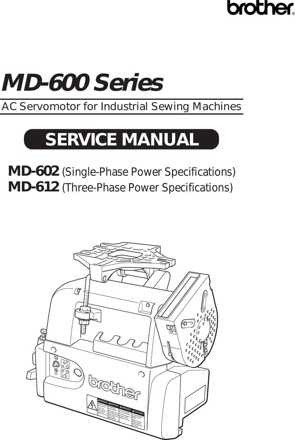 ACE&EASTMAN Md602 Service User Manual