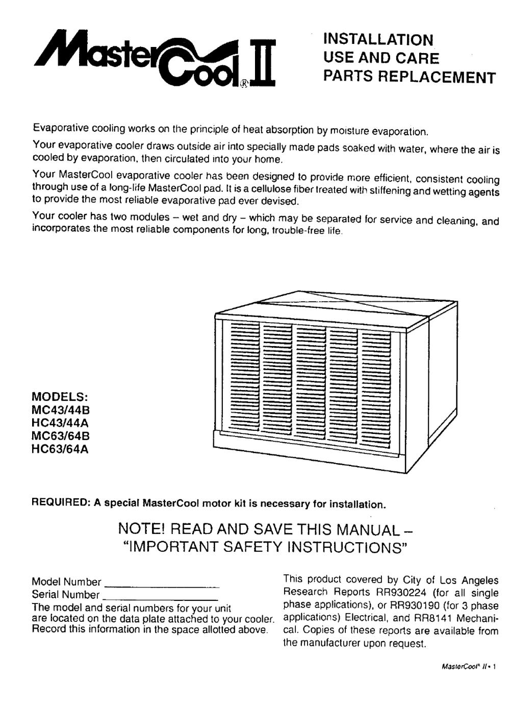 medium resolution of  mastercool programmable thermostat adobeair evaporative cooler manual l9070130 on mastercool side draft diagram mastercool programmable thermostat