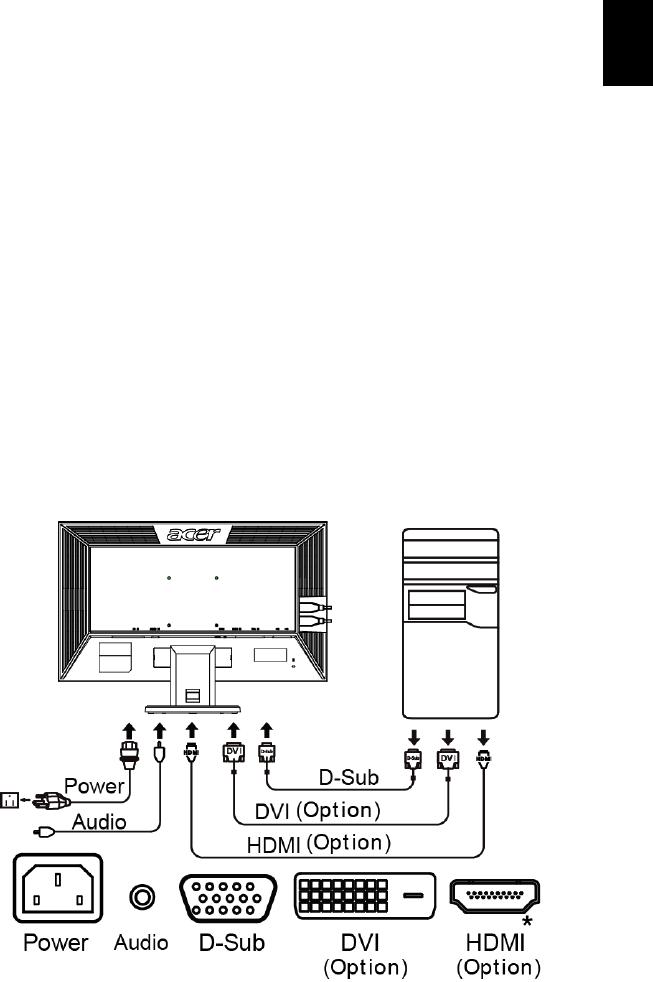 Acer V243H V243HLAObmd Monitor User Guide Manual Operating