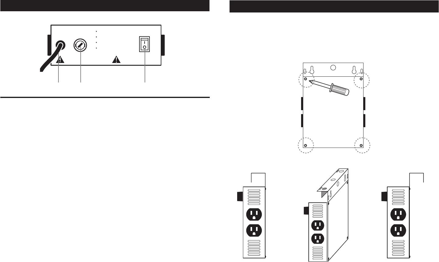 Adj E T4 User Manual