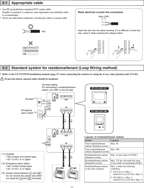 small resolution of  aiphone gt 1c7 wiring diagram wiring liry diagram h7 on audiovox wiring diagrams