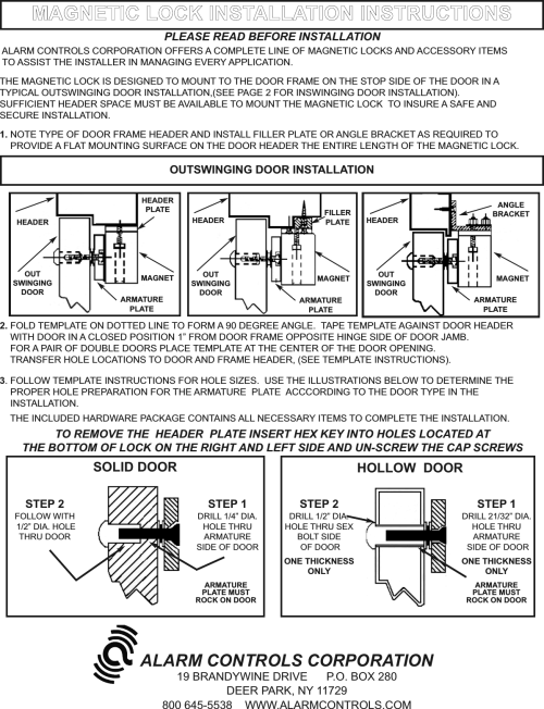 small resolution of 1200d mag lock wiring diagram
