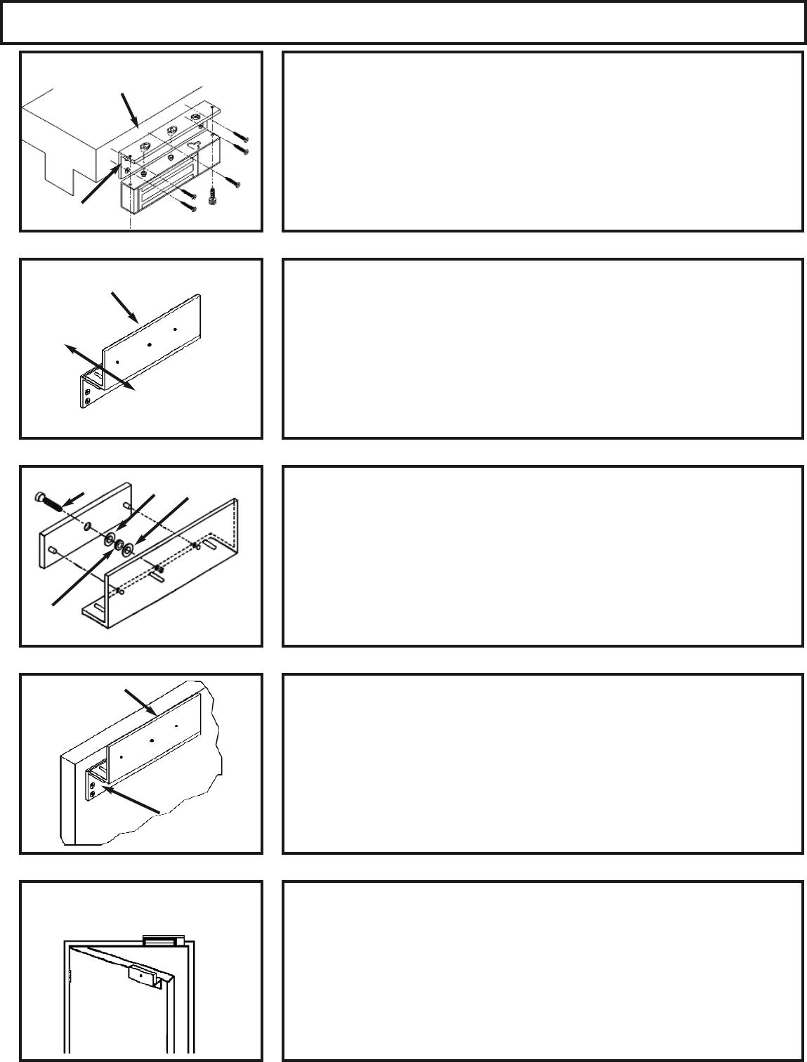 hight resolution of inswinging door installation with l z bracket