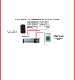 alarmed exit wire diagram [ 1125 x 1493 Pixel ]