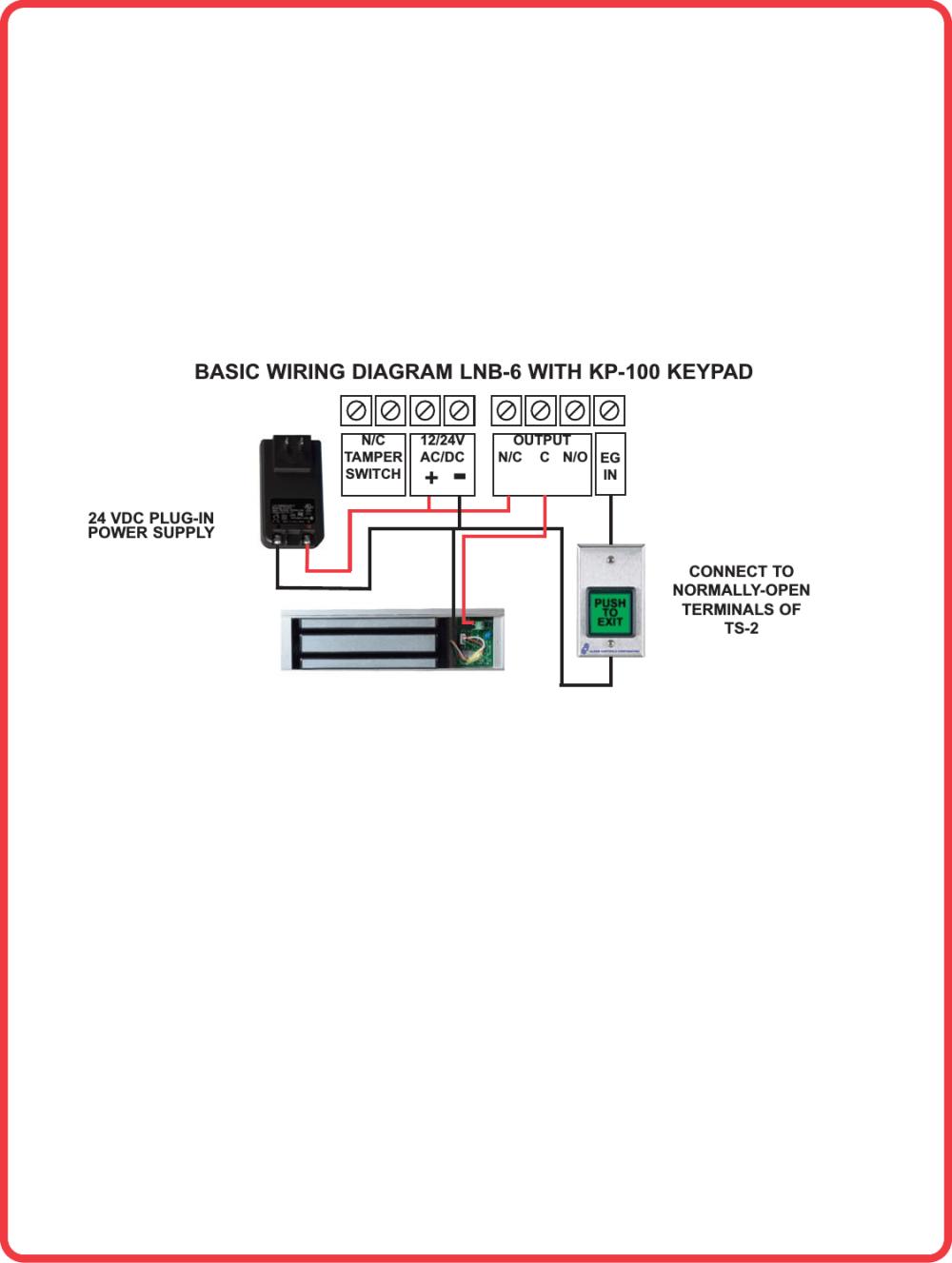 medium resolution of alarmed exit wire diagram