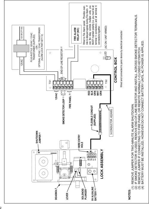 small resolution of  alarm lock wiring diagram wiring diagram p on warlock