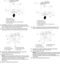 page 9 of 12 amana aep222vaw1 user manual 20 electric freestanding range manuals and [ 1125 x 1537 Pixel ]