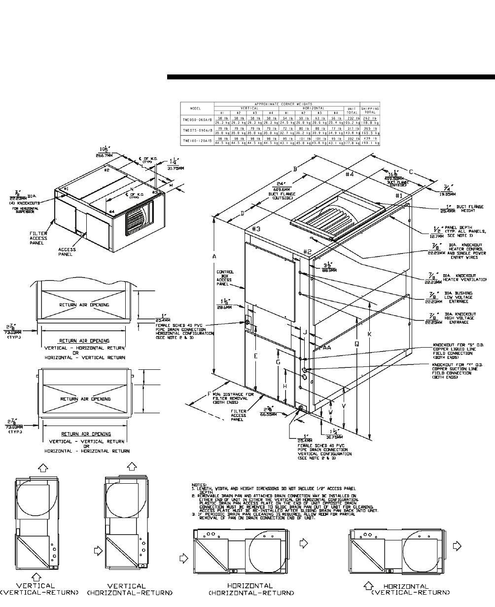 American Standard Heat Pump Split System Cooling Or Air