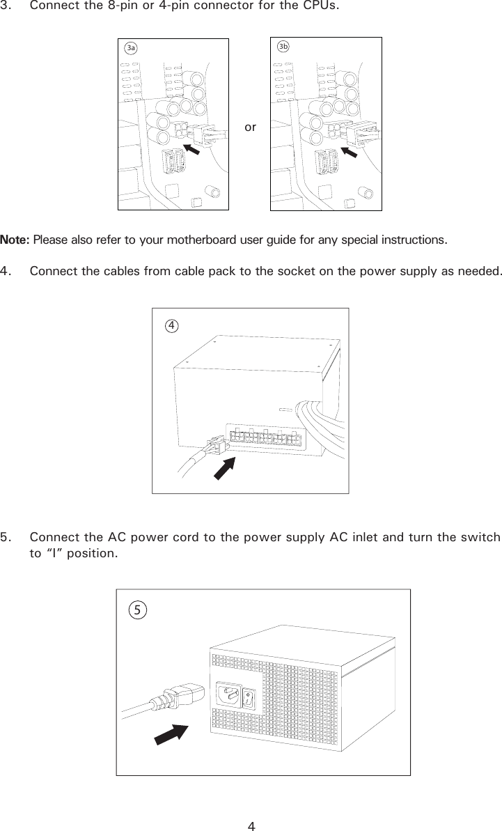 Antec Truepower Quattro Tpq 850 Users Manual TPQ_manual