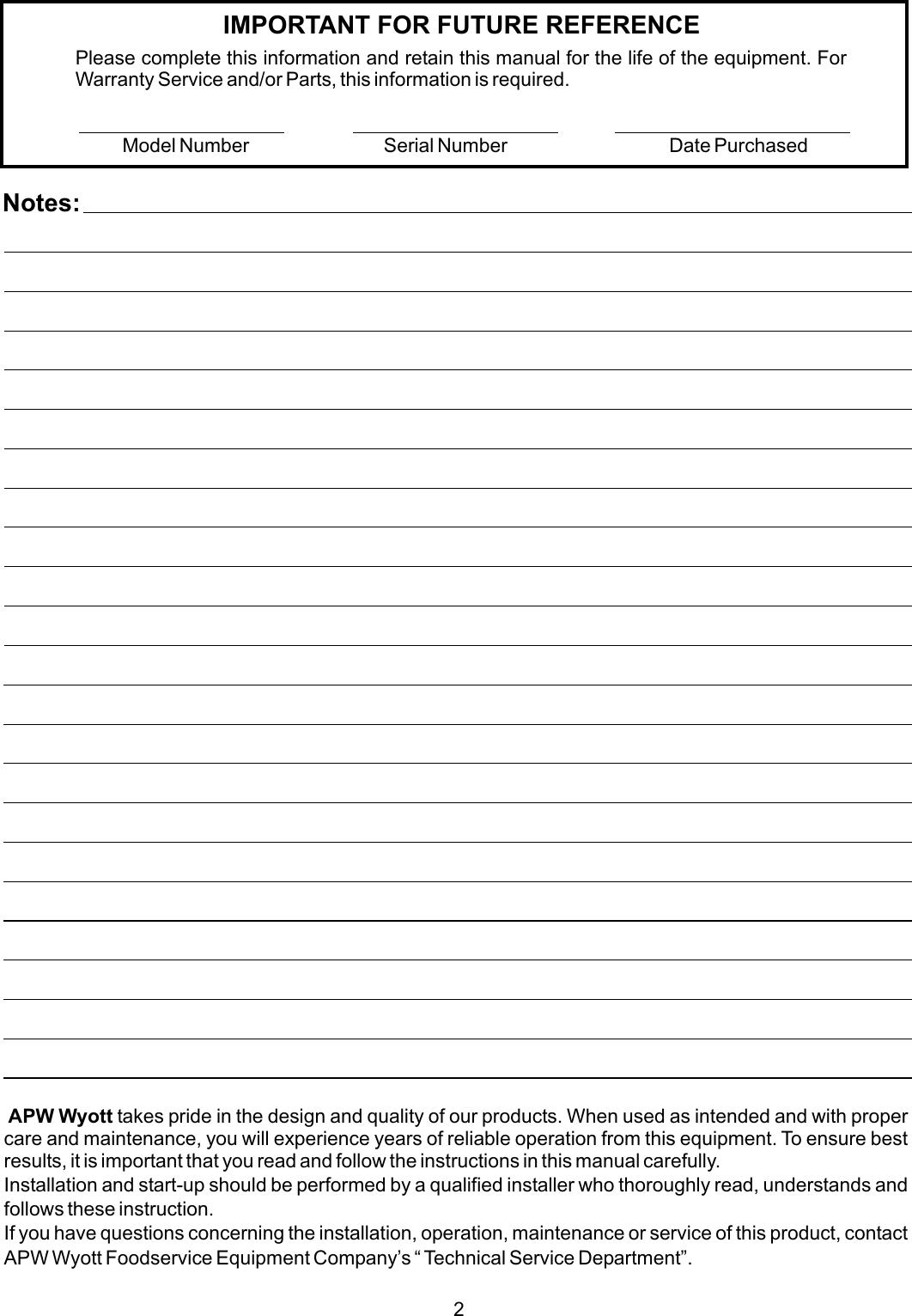 hight resolution of page 2 of 12 apw wyott apw wyott m95 2