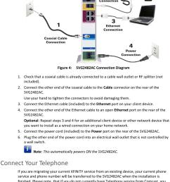 comcast voice wiring diagram [ 1032 x 1508 Pixel ]