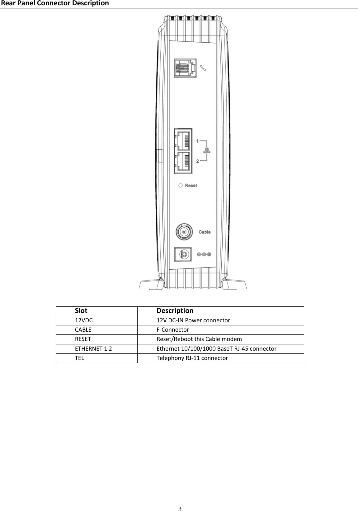Askey Computer TCG220 Cable Modem User Manual rev