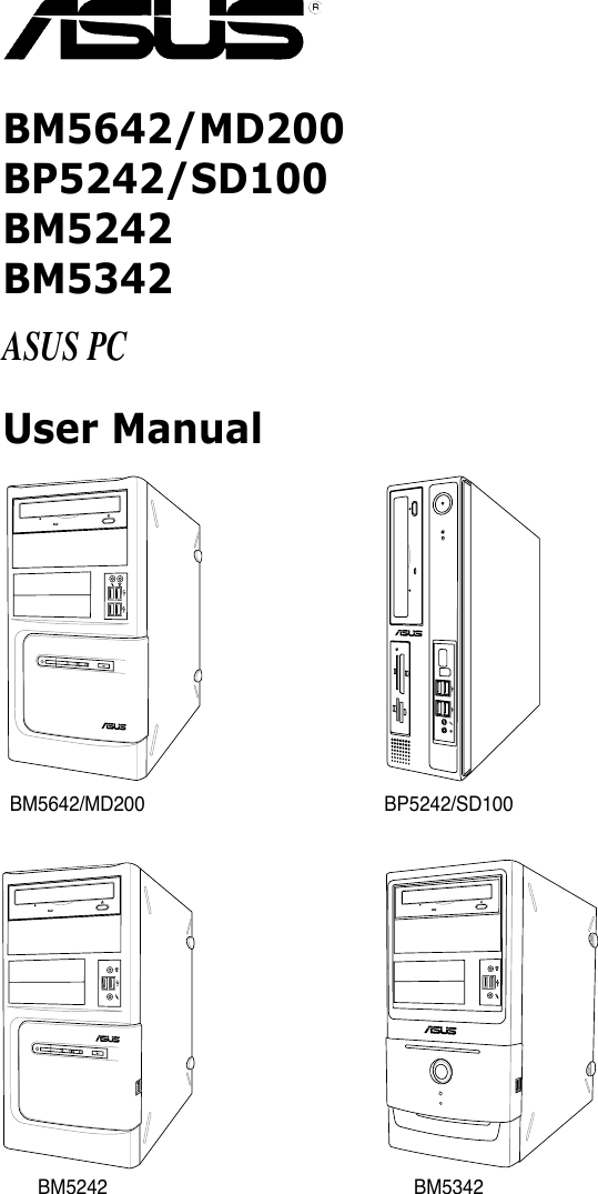 ASUS BM5242 DESKTOP PC DRIVER DOWNLOAD