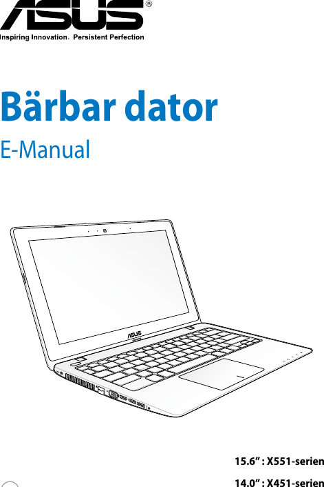 Asus D550Ma Sw8619 Users Manual