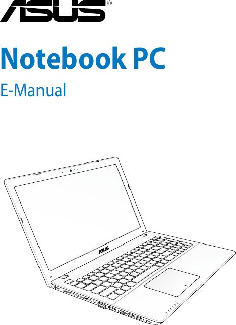 Asus F450Lc Owner S Manual