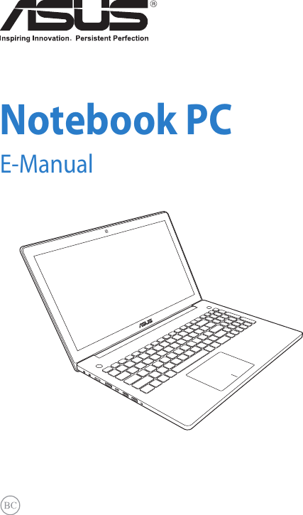 Asus N550Jk Da7914 Users Manual