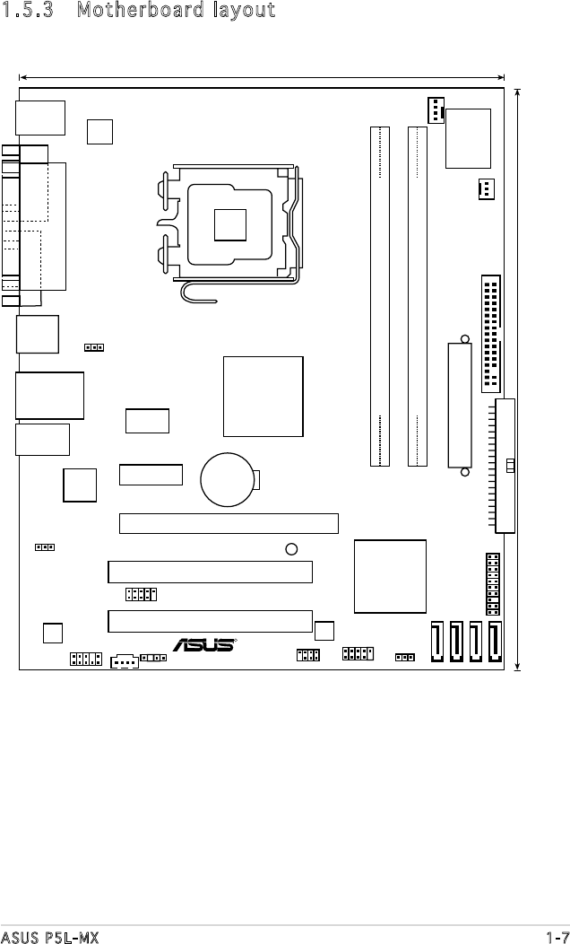 Asus P5L Mx Motherboard Users Manual