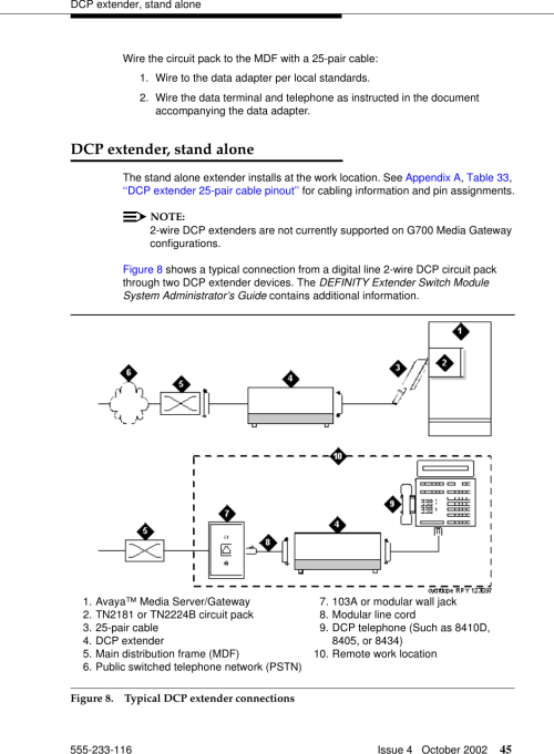 small resolution of avaya 555 233 116 users manual installation for adjuncts and peripherals multivantage software