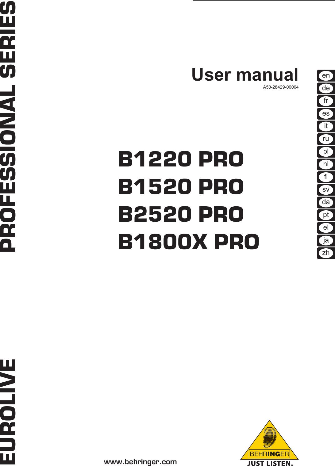 Curtis 1520 manual