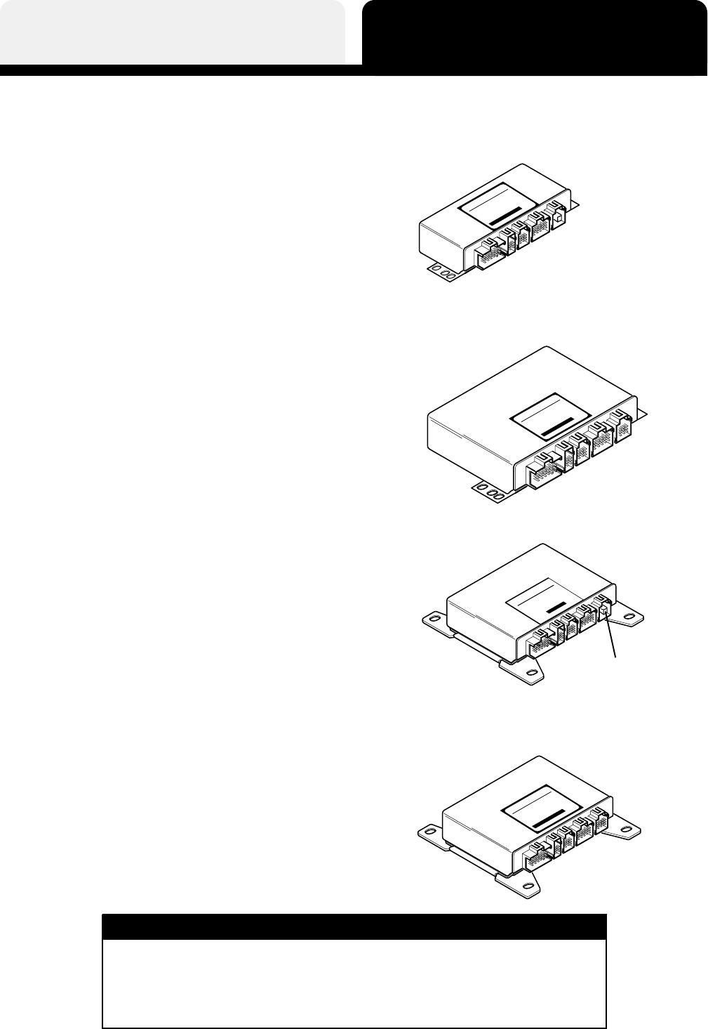 Bendix 13 Pwr 1 Users Manual