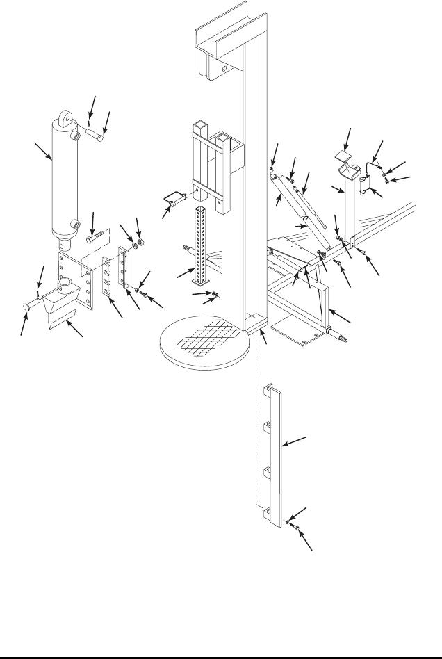 Bil Jax Log Splitter 0108 0104H Users Manual