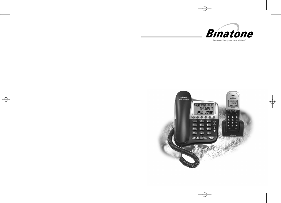 Binatone Concept Combo 2310 Users Manual ManualsLib Makes
